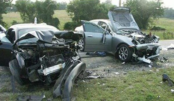 Is A Car Accident Is The Other Persons Fault